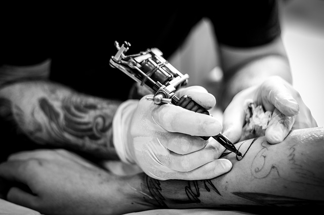 Herman Broods Tattoos And Tattoo Song Tattooino