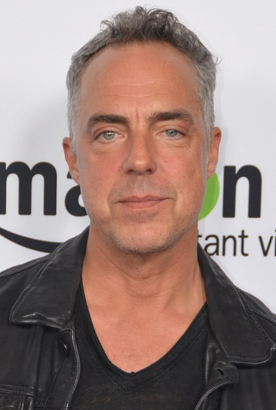 Titus Welliver's Tattoos