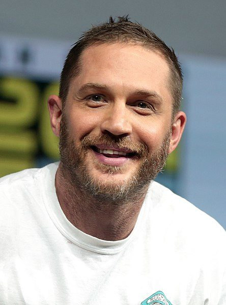 Tom Hardy's Tattoos