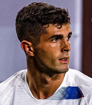 Christian Pulisic's Tattoos